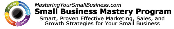 Mastering Your Small Business – Members Resources Logo